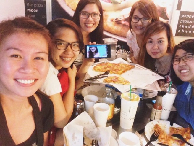 Spent some quality time with my high school friends last week #mayforever