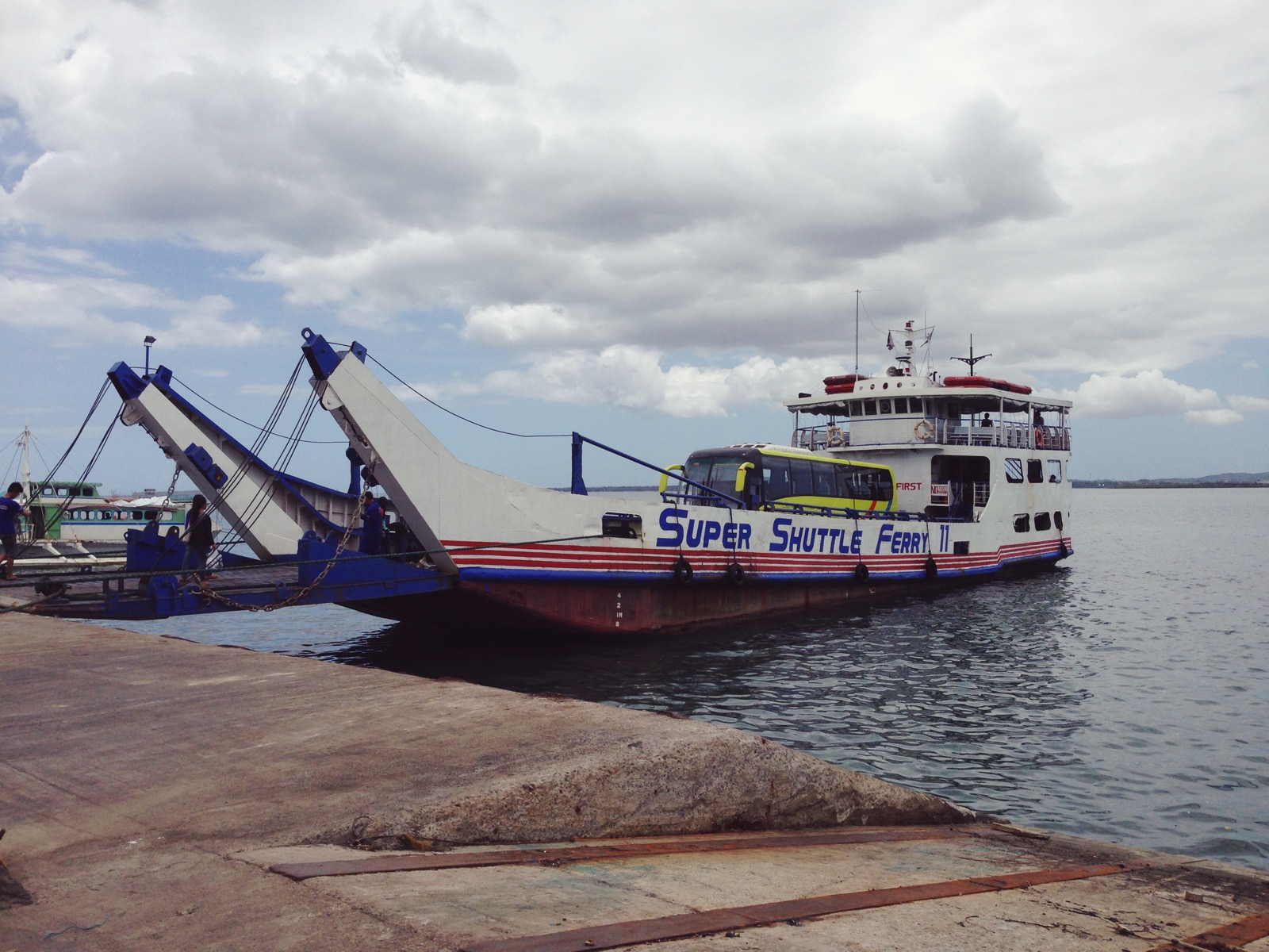 how to go to bantayan island from mactan airport